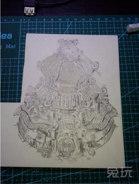 魔兽世界专区 图片  标签:                橡皮章熊猫人建筑查看全图