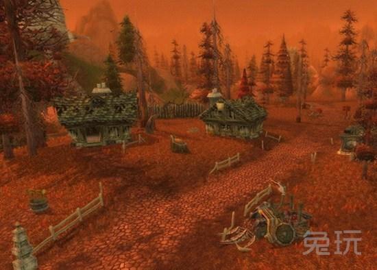玩家总结mop的三个动人瞬间    亡灵天灾的世界,恶魔四处横行,同样是